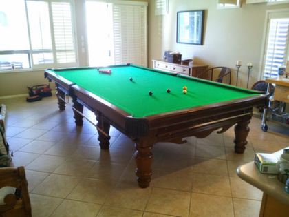 Pool table movers Glendale, AZ