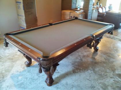 Pool table movers Mesa, AZ