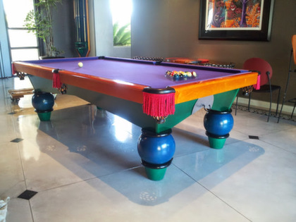 Pool table movers Peoria, AZ