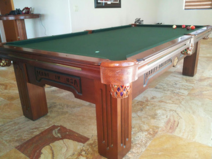 Pool table movers Scottsdale, AZ