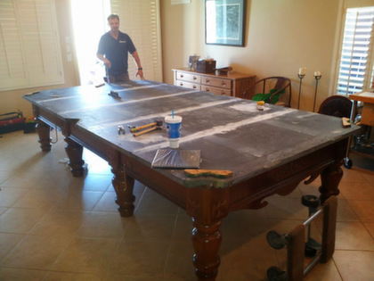 Pool table movers Tempe, AZ